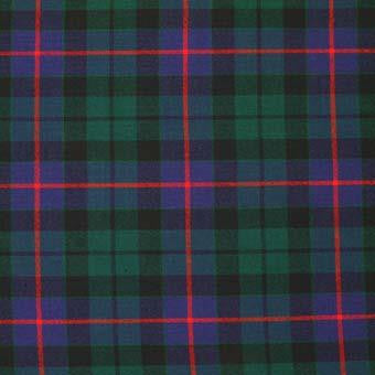 Morrison Tartan Wool Child's Neck Tie | Scottish Shop