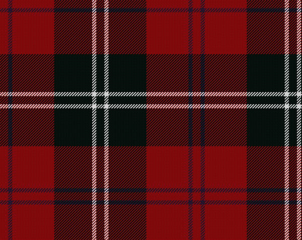 Ramsay Tartan Wool Child's Neck Tie | Scottish Shop
