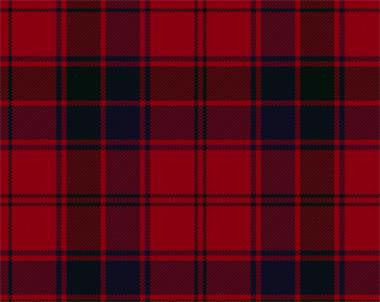 Robertson Tartan Wool Child's Neck Tie | Scottish Shop