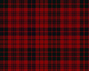 Ross Tartan Wool Child's Neck Tie | Scottish Shop
