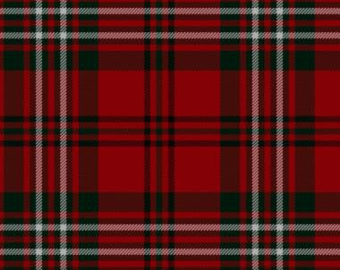 Scott Tartan Wool Child's Neck Tie | Scottish Shop