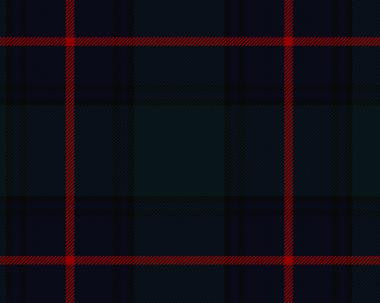 Shaw Tartan Wool Child's Neck Tie | Scottish Shop