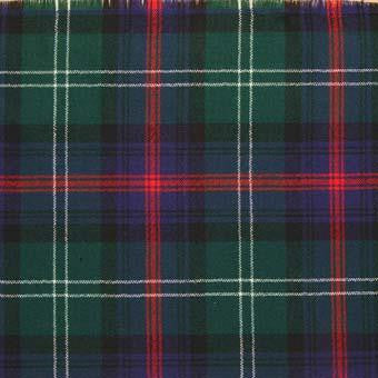 Sutherland Tartan Wool Child's Neck Tie | Scottish Shop