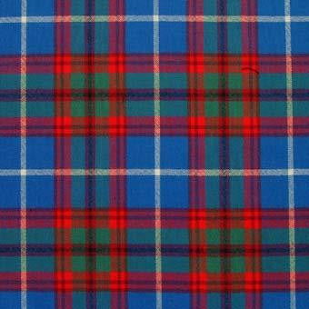 Edinburgh Tartan Wool Child's Neck Tie | Scottish Shop