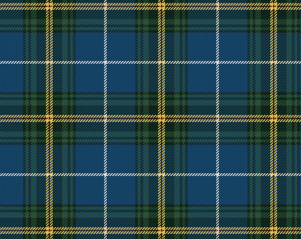 Nova Scotia Tartan Wool Child's Neck Tie |Scottish Shop