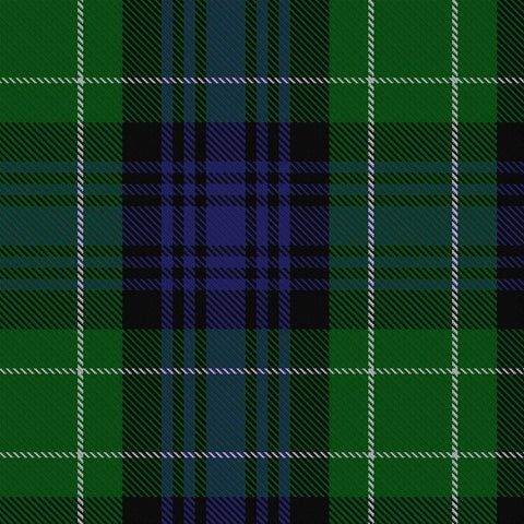 Abercrombie Modern Tartan Pocket Square | Scottish Shop