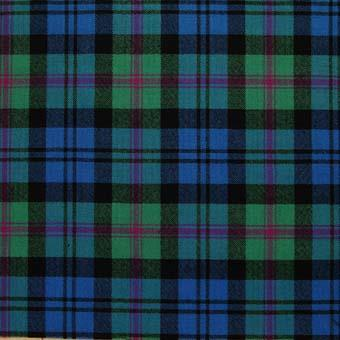 Baird Ancient Tartan Pocket Square | Scottish Shop