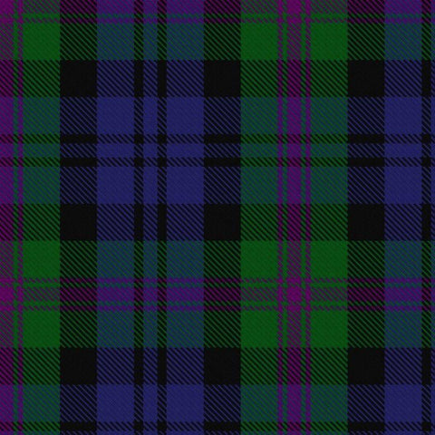 Baird Tartan Pocket Square Handkerchief | Scottish Shop