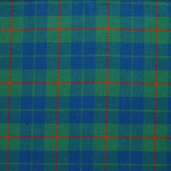 Barclay Ancient Tartan Pocket Square | Scottish Shop