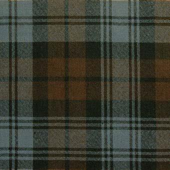 Black Watch Weathered Tartan Pocket Square | Scottish Shop