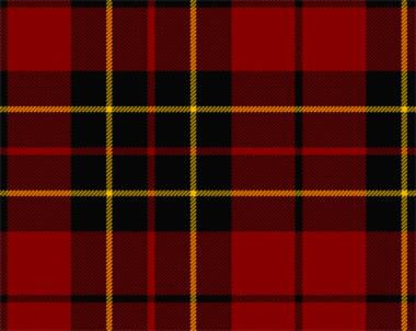 Brodie Tartan Pocket Square Handkerchief | Scottish Shop