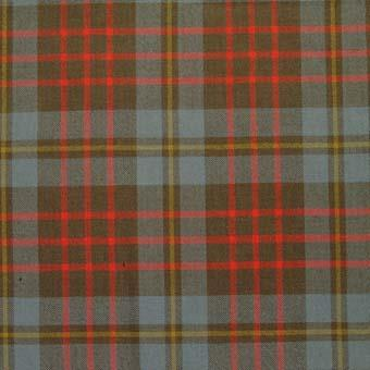 Cameron Hunting Weathered Tartan Pocket Square | Scottish Shop
