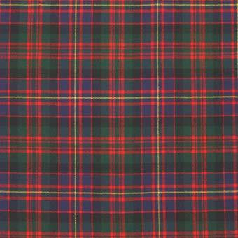 Cameron Tartan Pocket Square Handkerchief | Scottish Shop