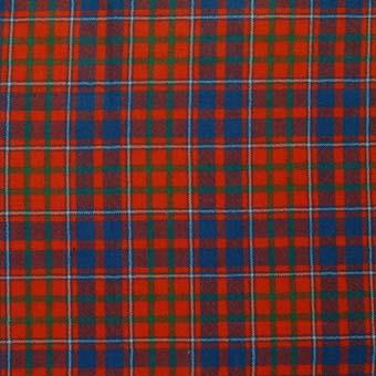 Cameron of Locheil Ancient Tartan Pocket Square | Scottish Shop