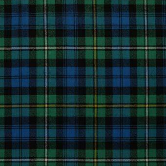 Campbell of Argyll Ancient Tartan Pocket Square | Scottish Shop