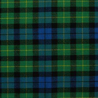 Campbell of Breadalbane Ancient Tartan Pocket Square | Scottish Shop