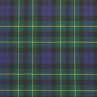 Campbell of Breadalbane Tartan Pocket Square | Scottish Shop