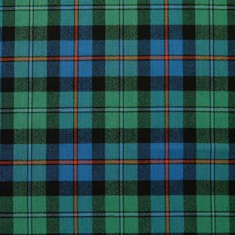 Campbell of Cawdor Ancient Tartan Pocket Square | Scottish Shop