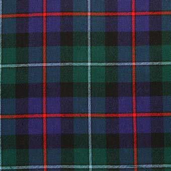 Campbell Tartan Pocket Square Handkerchief | Scottish Shop
