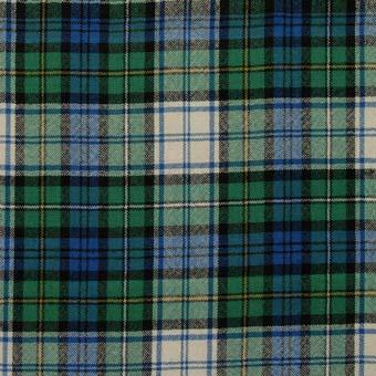 Campbell Dress Ancient Tartan Pocket Square | Scottish Shop