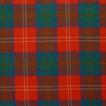 Chisholm Ancient Tartan Pocket Square | Scottish Shop
