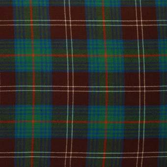 Chisholm Hunting Ancient Tartan Pocket Square | Scottish Shop