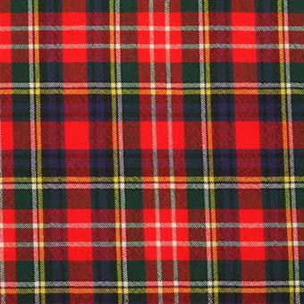 Christie Modern Tartan Pocket Square | Scottish Shop