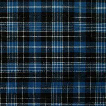 Clark Tartan Pocket Square Handkerchief | Scottish Shop