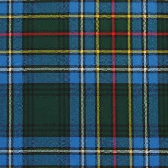 Cockburn Modern Tartan Pocket Square | Scottish Shop
