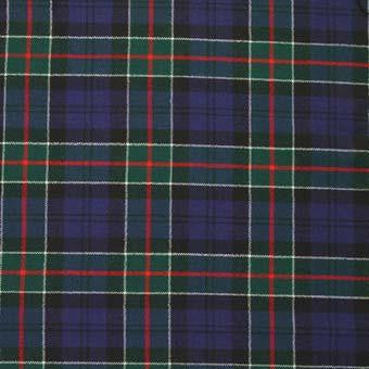 Colquhoun Tartan Pocket Square Handkerchief | Scottish Shop