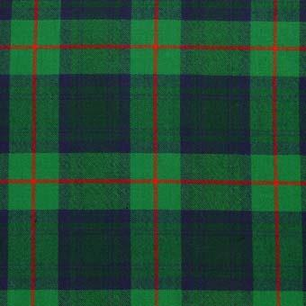 Cranston Modern Tartan Pocket Square | Scottish Shop