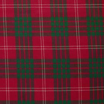 Crawford Ancient Tartan Pocket Square | Scottish Shop