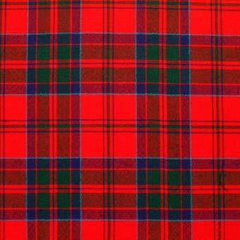 MacDonnell Tartan Pocket Square Handkerchief | Scottish Shop