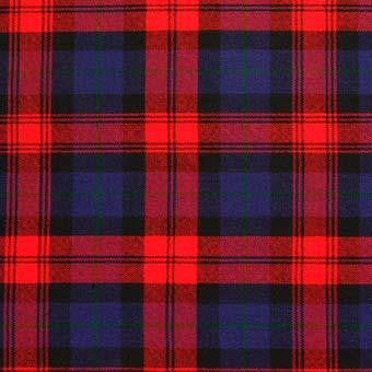 MacLachlan Tartan Pocket Square Handkerchief | Scottish Shop