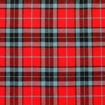 MacTavish Tartan Pocket Square Handkerchief | Scottish Shop