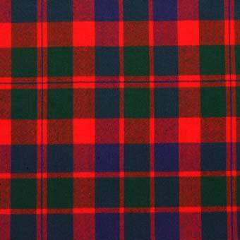 Glasgow Tartan Pocket Square Handkerchief | Scottish Shop