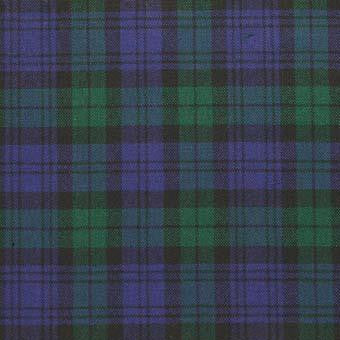 Campbell Tartan 100% Wool Scarf | Scottish Shop