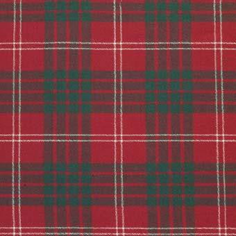 Crawford Tartan 100% Wool Scarf | Scottish Shop