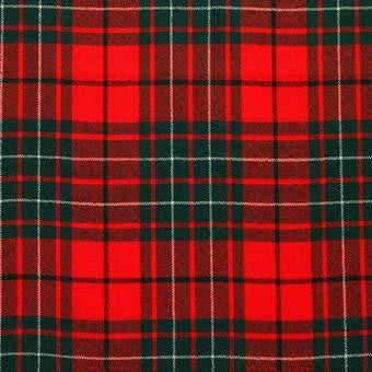 Cumming Tartan 100% Wool Scarf | Scottish Shop