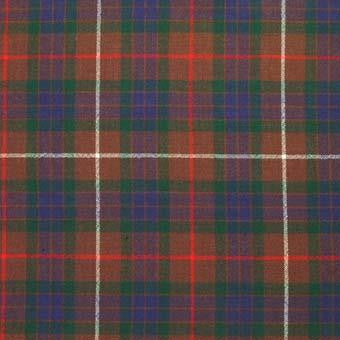 Fraser Tartan 100% Wool Scarf | Scottish Shop