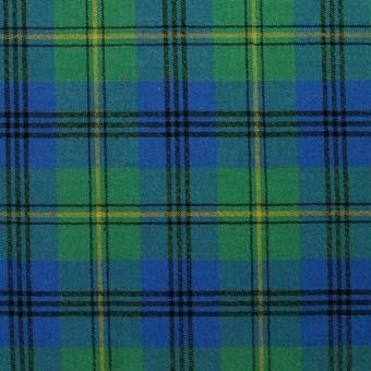 Johnstone Ancient Tartan Scarf | Scottish Shop