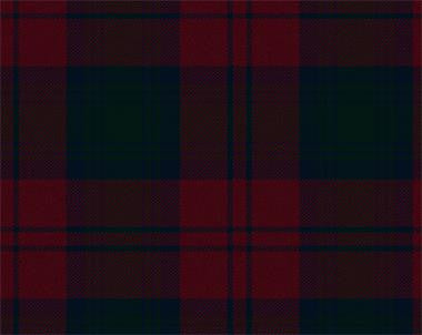 Lindsay Tartan 100% Wool Scarf | Scottish Shop
