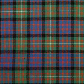 MacDonnell Glengarry Ancient Tartan Scarf | Scottish Shop
