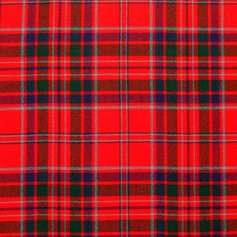 MacGillivray Tartan 100% Wool Scarf | Scottish Shop