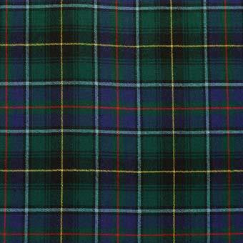 MacInnes Tartan 100% Wool Scarf | Scottish Shop