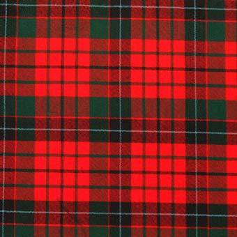 Nicolson Tartan 100% Wool Scarf | Scottish Shop