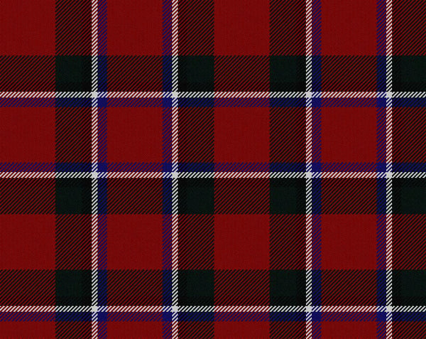 Sinclair Tartan 100% Wool Scarf | Scottish Shop