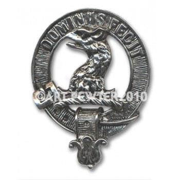 Baird Clan Crest Badge/Brooch | Scottish Shop