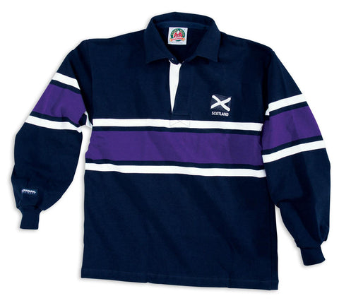 Scotland Rugby Shirt | Scottish Shop