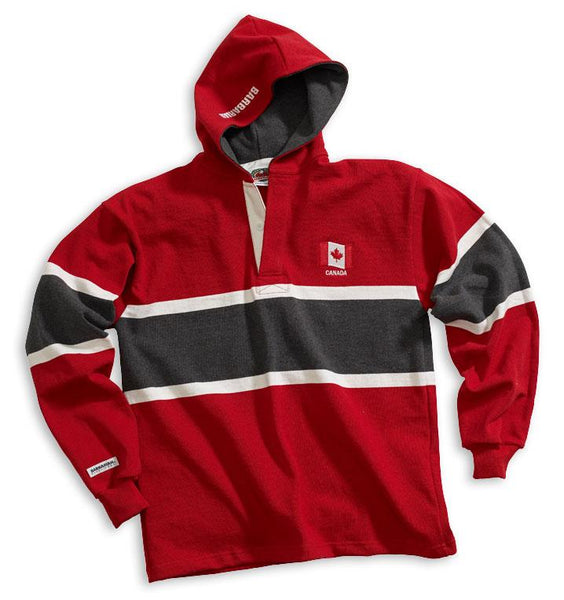 Canada Rugby Hoody | Scottish Shop